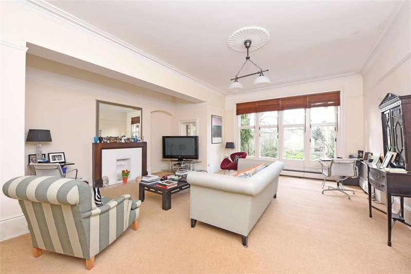 2 Bedrooms Flat for sale in Inner Park Road, London, SW19