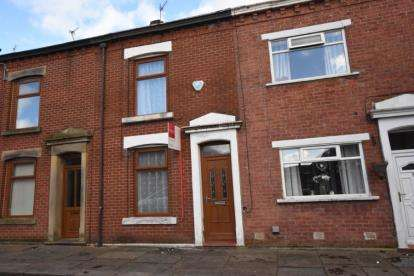 2 Bedrooms Terraced House for sale in Clyde Street, Griffin, Blackburn, Lancashire