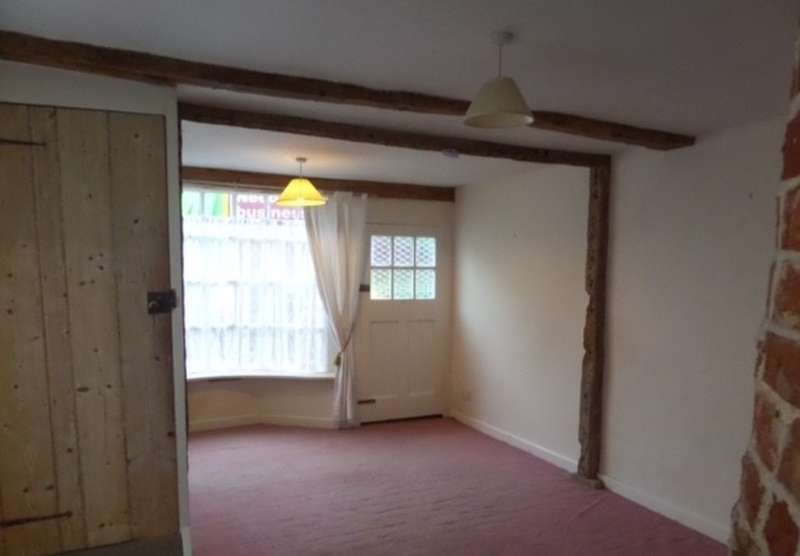 2 Bedrooms Cottage House for sale in Bridge Street, Bungay