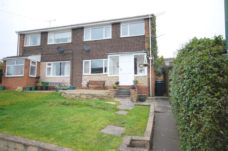 3 Bedrooms Semi Detached House for sale in Blanchland Avenue, Newton Hall, Durham