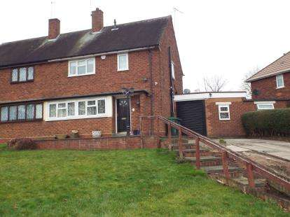 3 Bedrooms Semi Detached House for sale in Tanhouse Avenue, Birmingham, West Midlands