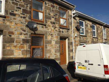 2 Bedrooms Terraced House for sale in Tuckingmill, Camborne, Cornwall