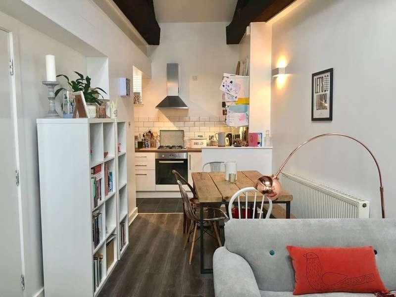 1 Bedroom House for rent in Kelham Island