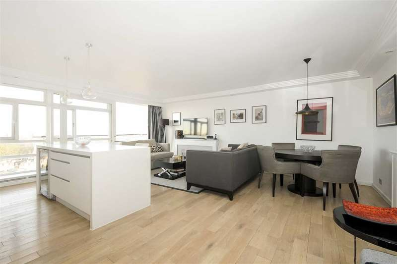 2 Bedrooms Flat for sale in Walsingham, London, NW8