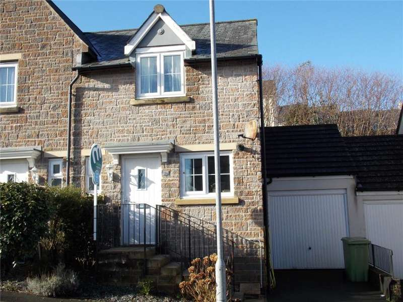 2 Bedrooms Semi Detached House for sale in Catchfrench Crescent, Liskeard, Cornwall