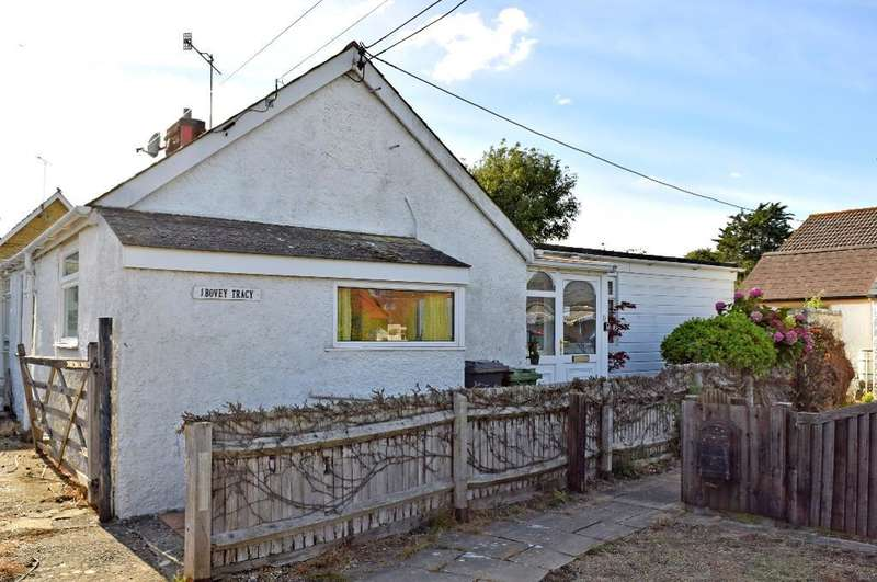 2 Bedrooms Detached House for sale in Manna Road, Bembridge, Isle of Wight, PO35 5UZ