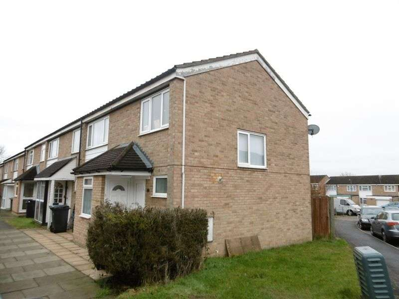 3 Bedrooms Terraced House for sale in Heighams, Harlow