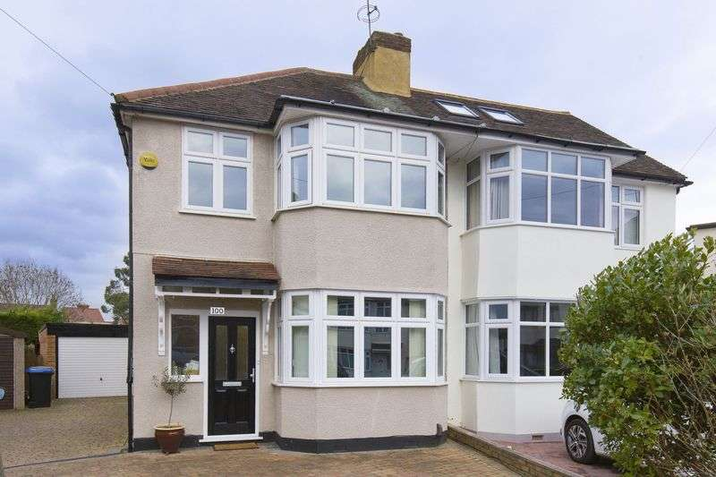 4 Bedrooms Semi Detached House for sale in Manor Road, Enfield