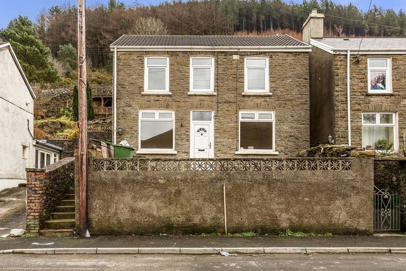 3 Bedrooms Detached House for sale in Glyn Street, Ogmore Vale, Bridgend