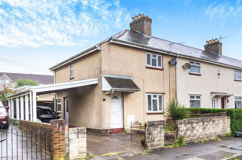 3 Bedrooms Semi Detached House for sale in Islwyn Road, Mayhill, SWANSEA
