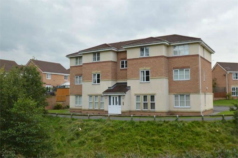 1 Bedroom Apartment Flat for sale in Greendale Drive, Radcliffe, MANCHESTER, M26