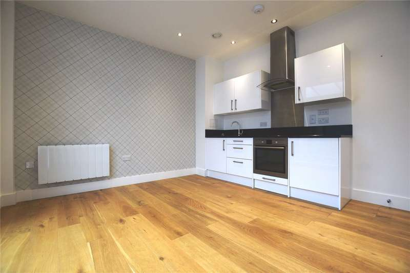 2 Bedrooms Apartment Flat for sale in Admiral House, Upper Charles Street, Camberley, Surrey, GU15