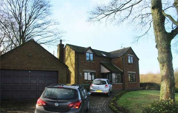 3 Bedrooms Detached House for sale in Bagnall Road, Bagnall, Stoke-on-Trent, Staffordshire