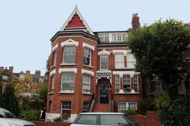 2 Bedrooms Flat for sale in Church Crescent, Muswell Hill, London
