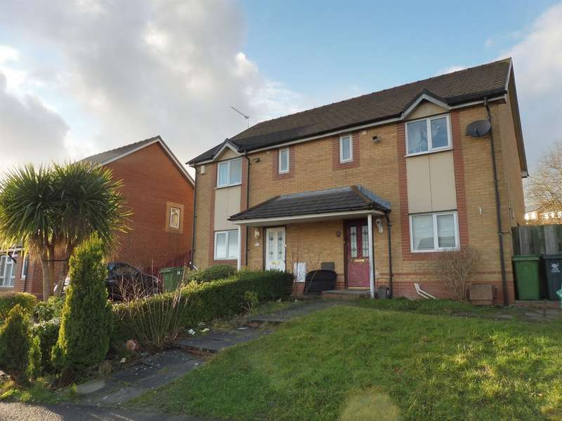 3 Bedrooms Terraced House for sale in Butterfield Drive, Pontprennau, Cardiff