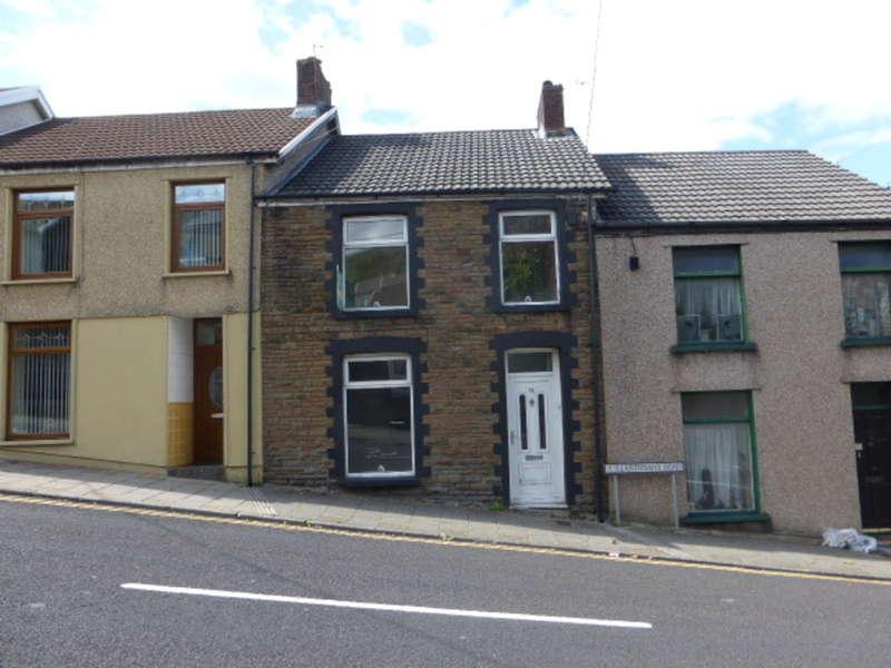 3 Bedrooms Terraced House for sale in Llantrisant Road, Graig, Pontypridd
