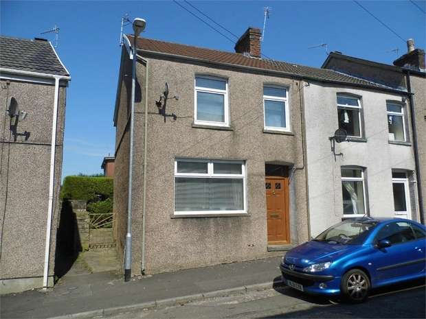 3 Bedrooms End Of Terrace House for sale in Oddfellows Street, Bridgend, Bridgend, Mid Glamorgan