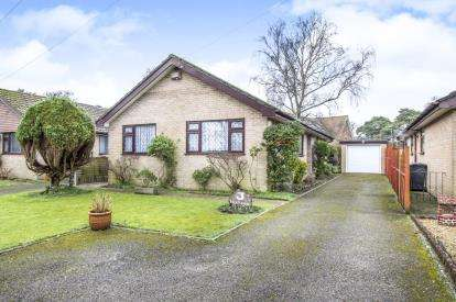 3 Bedrooms Bungalow for sale in Chelmsford Road, Upton, Poole