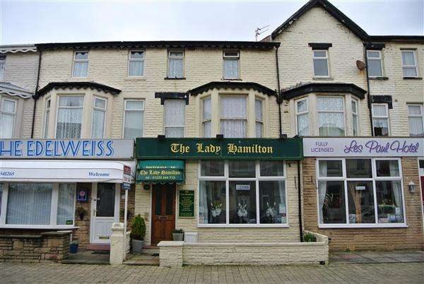 10 Bedrooms Hotel Commercial for sale in St Chads Road, Blackpool