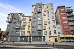2 Bedrooms Flat for sale in Axis House, 262 Lewisham High St, London