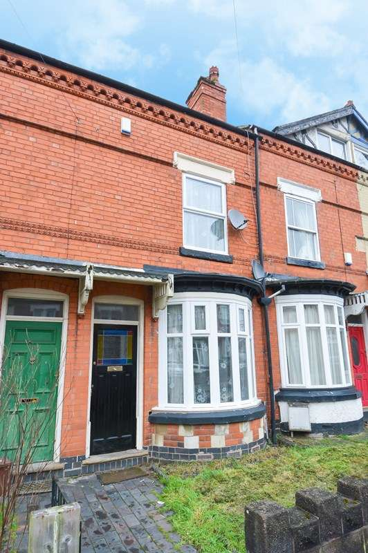 2 Bedrooms Terraced House for sale in Upper St. Marys Road, Bearwood
