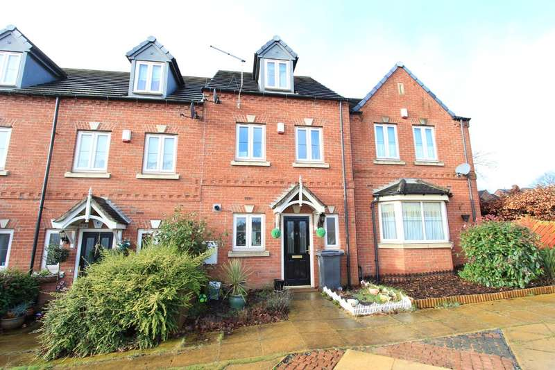 3 Bedrooms Town House for sale in Lowedges Close, Lowedges