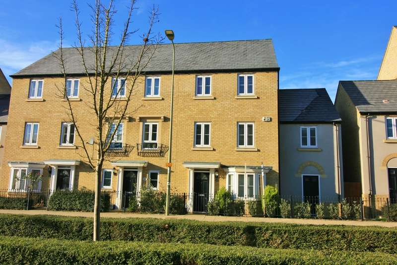 4 Bedrooms Town House for sale in Bicester, Oxfordshire