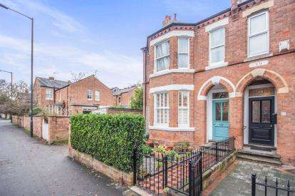 4 Bedrooms Semi Detached House for sale in Rugby Road, Leamington Spa, Warwickshire