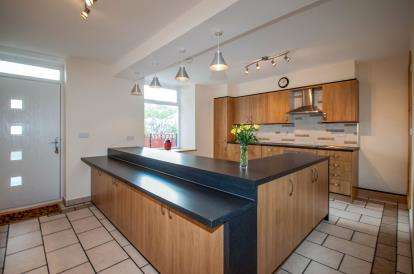 3 Bedrooms End Of Terrace House for sale in Acre Mill Road, Bacup, Rossendale, Lancashire, OL13