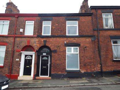 4 Bedrooms Terraced House for sale in North Road, St. Helens, Merseyside, WA10