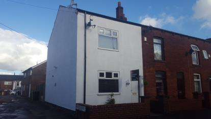 2 Bedrooms End Of Terrace House for sale in Tithe Barn Street, Westhoughton, Bolton, Greater Manchester, BL5