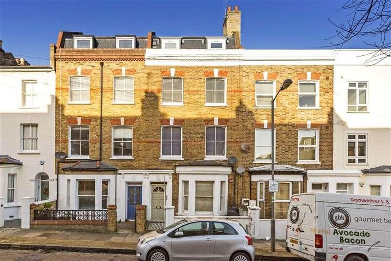 2 Bedrooms Flat for sale in Shelgate Road, Battersea