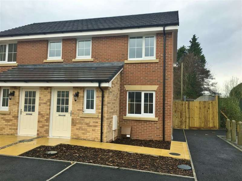 3 Bedrooms Property for sale in Llys Daniel, Pontarddulais
