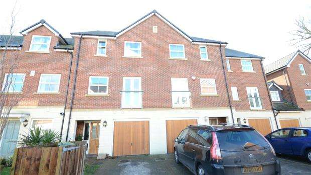 4 Bedrooms Terraced House for sale in Rufford Gate, Bracknell, Berkshire