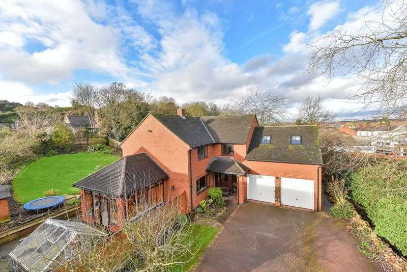 6 Bedrooms Detached House for sale in The Green, Mountsorrel