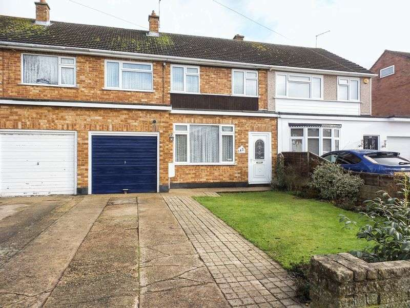 3 Bedrooms Terraced House for sale in Burnham Road, Hockley