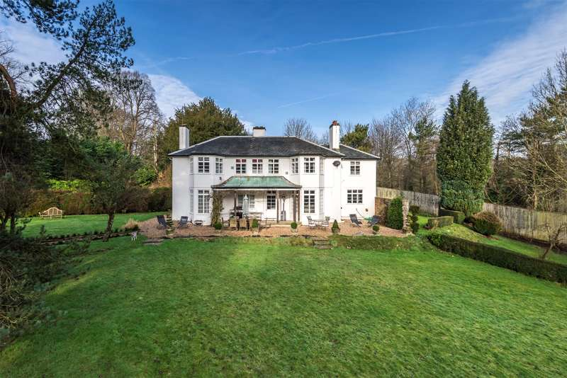 6 Bedrooms Detached House for sale in Quality Street, Merstham, Redhill, Surrey, RH1