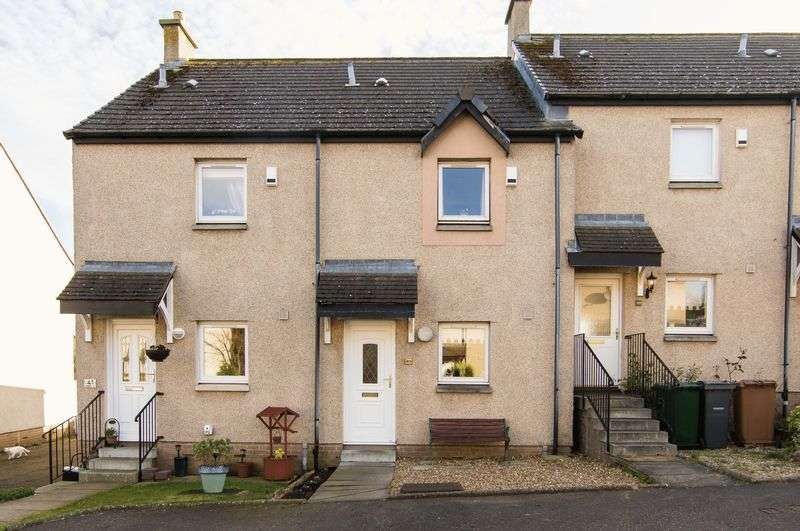 2 Bedrooms Terraced House for sale in 40 Limefield, Gilmerton, Edinburgh, EH17 8PF