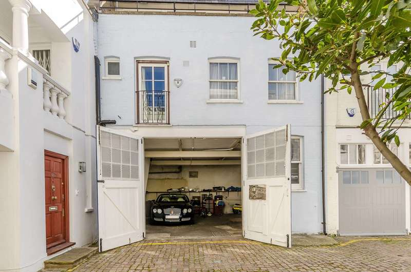 2 Bedrooms Mews House for sale in Manson Mews, South Kensington, SW7