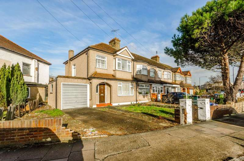 3 Bedrooms House for sale in Clifford Road, Perivale, HA0