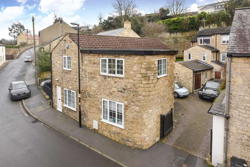 3 Bedrooms Detached House for sale in The Square, Bramham, Wetherby, LS23 6QU
