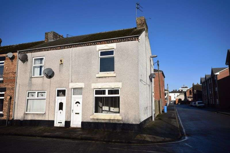 3 Bedrooms Terraced House for sale in Ollier Street, Widnes