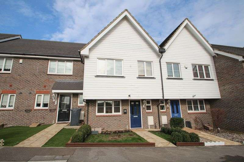 4 Bedrooms Terraced House for sale in Baker Crescent, Dartford