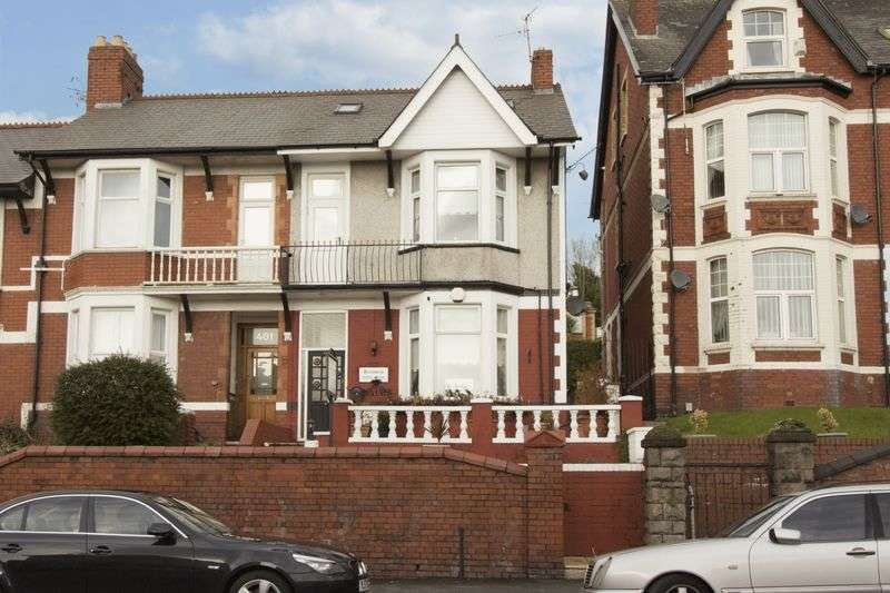 9 Bedrooms Semi Detached House for sale in Chepstow Road, Newport