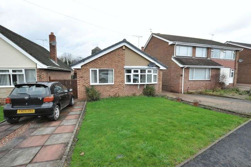 2 Bedrooms Detached Bungalow for sale in Fairham Road, Stretton