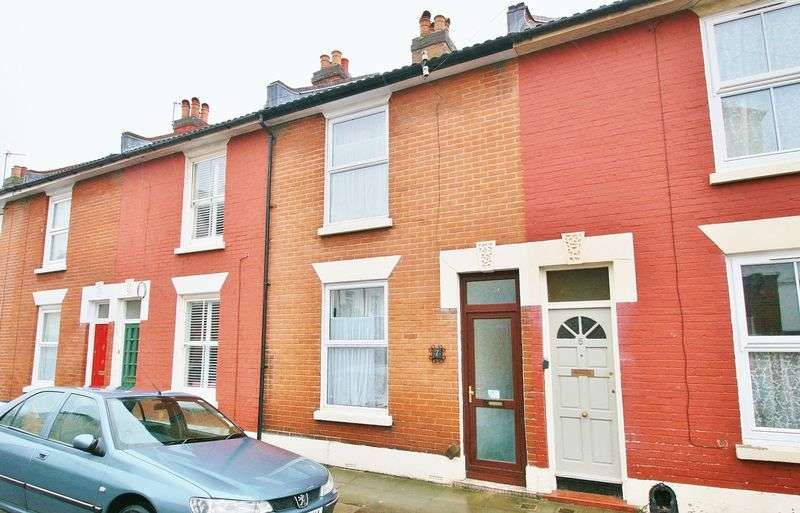 4 Bedrooms Terraced House for sale in Wisborough Road, Southsea