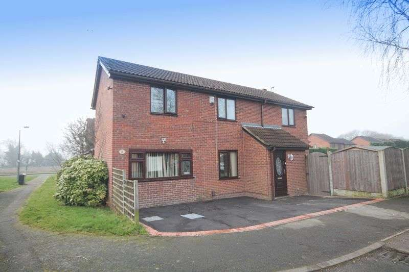 4 Bedrooms Detached House for sale in BRISET CLOSE, STENSON FIELDS