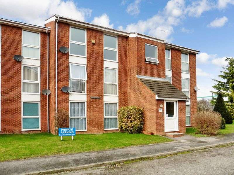 2 Bedrooms Flat for sale in The Mall, Dunstable