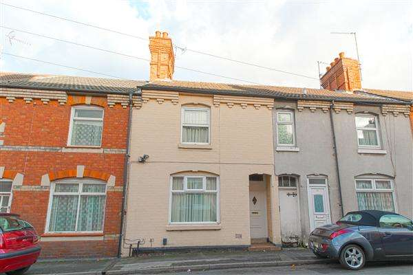 3 Bedrooms Terraced House for sale in Gordon Street, Kettering
