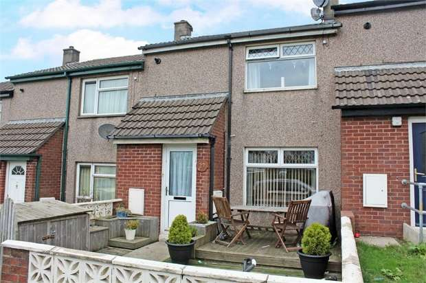 2 Bedrooms Terraced House for sale in High Cliff, Barrow-in-Furness, Cumbria